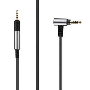 4.4mm 2.5mm Balanced Balance Male HiFi Audio Cable Cord for Sennheiser HD598 HD558 HD518 HD598 Cs HD599 HD569 HD579 Headphones
