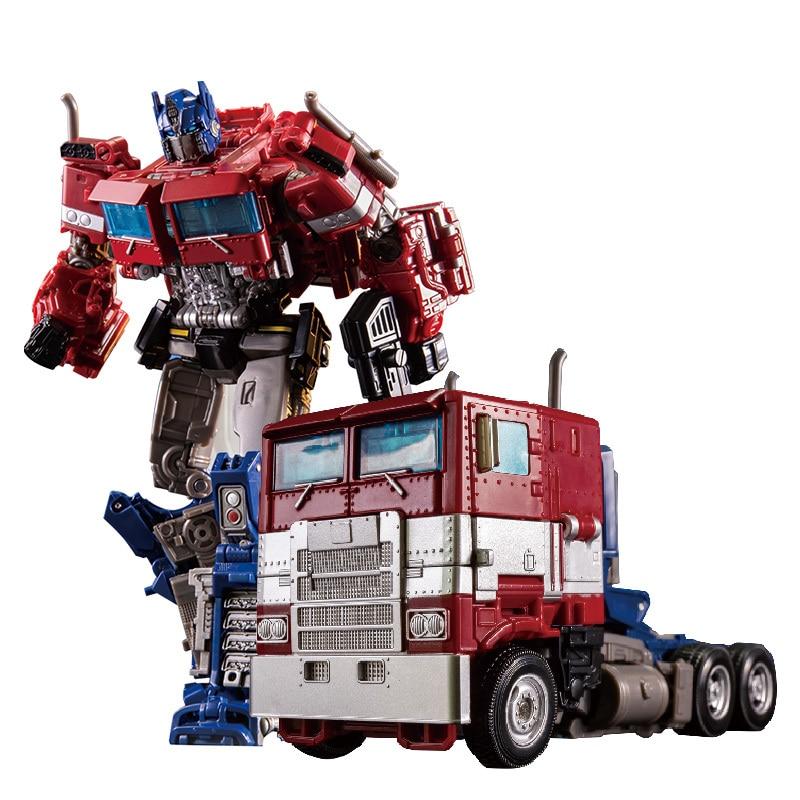 Transformation OP Commander Alloy Metal Movie Series SS38 Action Figure Robot Boy Toys Children Gifts Deformed Car Model
