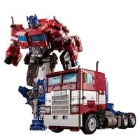 Преобразование OP Commander из легированного металла серии фильмов SS38 фигурку робот, Детские кубики, игрушки для мальчиков детские подарки дефор...