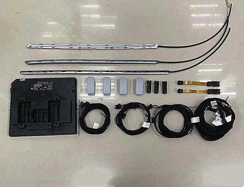 30 COLOURS LED LIGHT ATMOSPHERE LIGHT FOR VW GOLF 7 GOLF MK7 GOLF 7.5