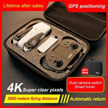 2021 New 4K HD dual camera with GPS 5G WIFI 2