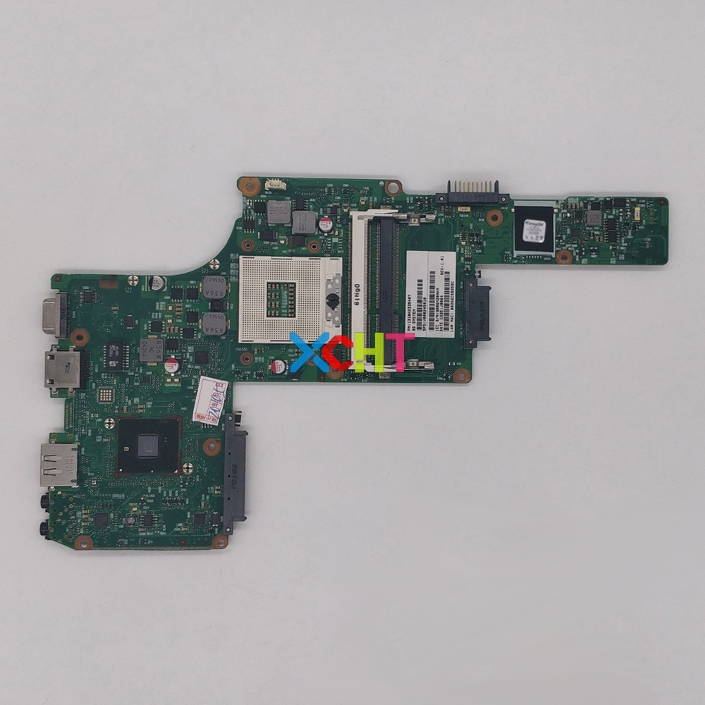 V000245010 6050A2338401-MB-A02 for Toshiba Satellite L630 L635 Laptop Notebook PC Motherboard Mainboard Tested v000245020 6050a2338501 mb a02 hm55 for toshiba satellite l630 laptop notebook motherboard mainboard tested