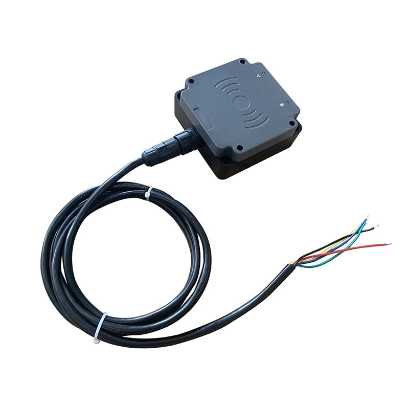 0-2M  RS232 & RS485  RFID UHF AGV Industrial grade reader writer card Factory automation management enlarge