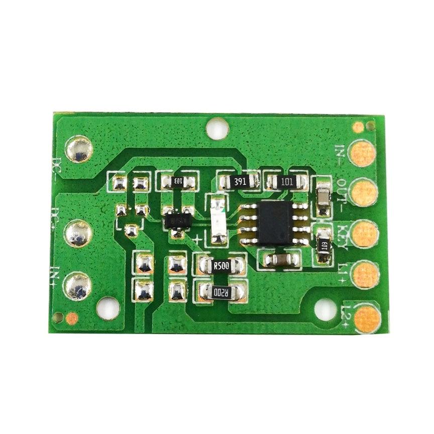 T6 Q5 General de alta potencia LED faro circuito DIY tablero de la lámpara de pesca Placa de accionamiento/interruptor portátil accesorios de iluminación