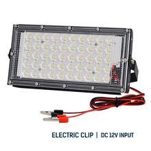Reflektor zewnętrzny reflektor punktowy 50W typu Wall Washer lampa ogrodowa reflektor IP65 12V