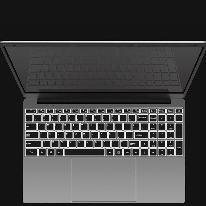 15.6Inch For Intel i5-6200U  Gaming laptop 256GB SSD IPS Screen Keyboard Backlight Fingerprint Unlock game Notebook