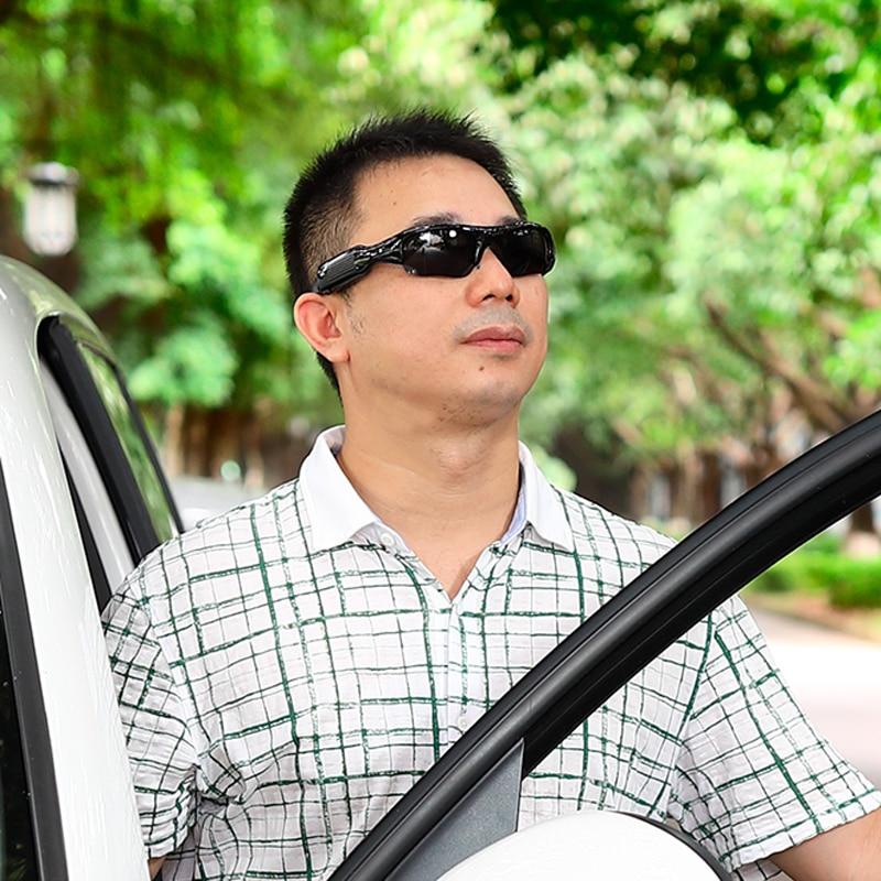 Digital Spied Glasses 1080p Video Recorder Mini Camcorder Sun Glasses Bluetooth Music Sunglasses DVR  POV Camera with Earphone enlarge