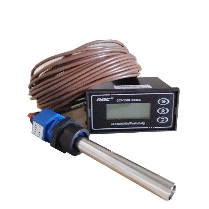 المقاومة متر فائقة نقية المياه تستر المقاومة متر CCT-3320 (CCT3300 سلسلة)