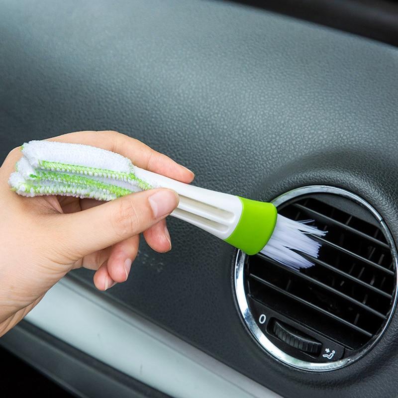 Щетка для автомобильного кондиционера и инструменты для чистки помещений