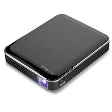 X3 Mini Projektor 4K DLP Projektor Multimedia System Video Beamer HDMI USB Digitale Beamer Home Video Proyector-UNS stecker