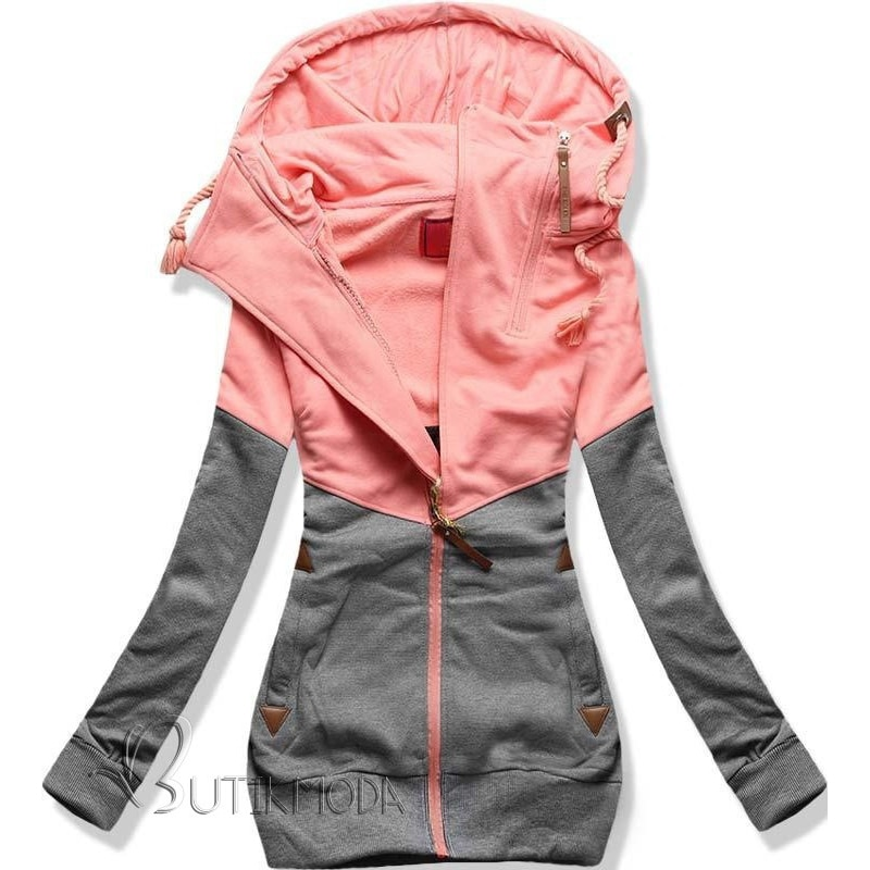 Keep Warm In Autumn Top Fashion Mom Lactation Sweater Pregnant Woman Nursing Long Sleeve Hoodie Maternity Sportswear Clothes enlarge