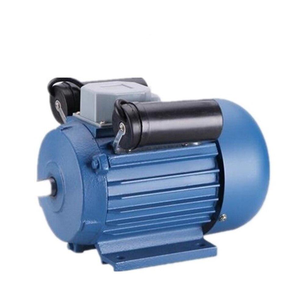 YC YCL 1HP سلسلة الثقيلة مكثف أحادي الطور بدء محرك كهربائي AC التعريفي