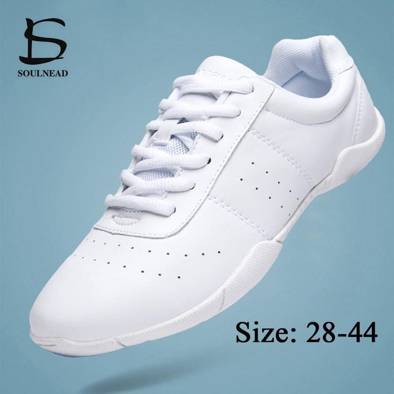 Aerobics Dance Shoes Women Sneakers White Professional Training Gym Sports Shoe Girls Lightweight La