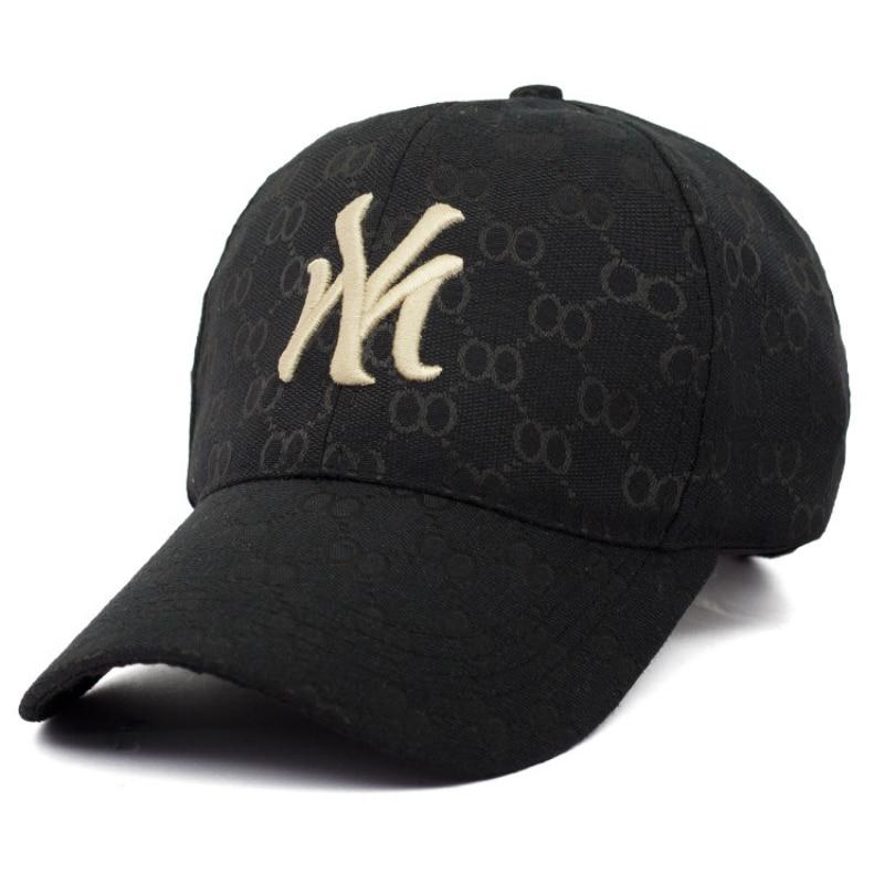New Fashion Brand Men Baseball Cap Cotton Women Hip Hop Hat Summer Unisex Casual Outdoor Sports Snapback Adjustable Caps недорого