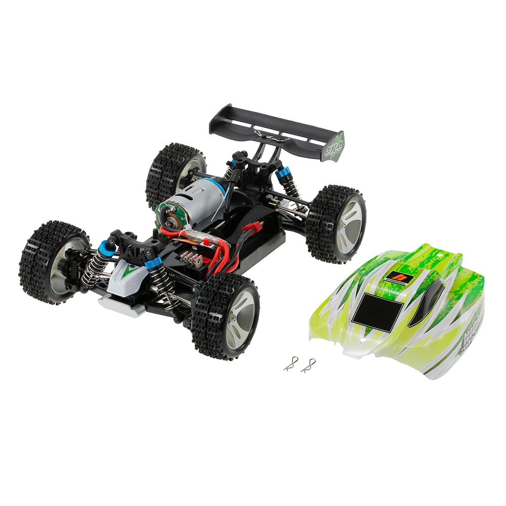 WLtoys A959-B A979-B1/18 RC Car 70KM/h High Speed Electric 2.4G 4WD Off Road Vehicle Toy Remote Control Car RTR RC Car VS 12428 enlarge
