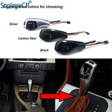 Auto Led Pookknop Shift Selector Lever Voor Bmw 3 Serie 2006-2011 E90 Pre-Facelift & Gefacelifte Auto Accessoires