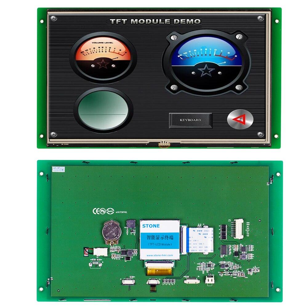 10,1 дюймов HMI Панель Применение d для промышленного Применение
