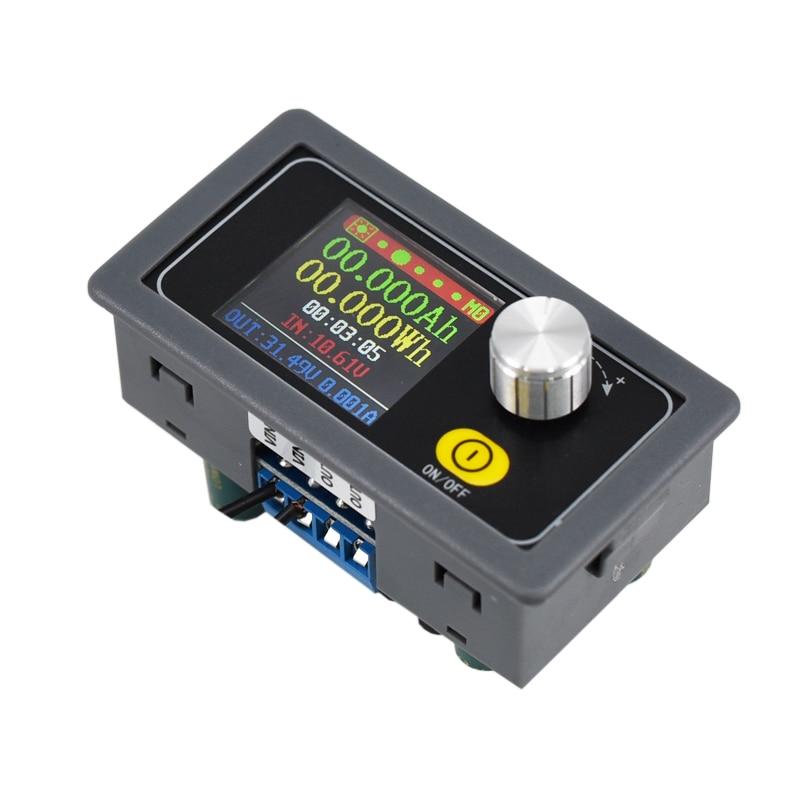 DC DC Buck Converter CC CV Power Module 0.6-30V 5A Adjustable Regulated power supply Voltmeter ammet