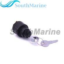 Interrupteur dallumage Johnson Evinrude OMC bateau   0388173 0390129 0391033 0392344 0393301, bouton dallumage, PUSH TO starter