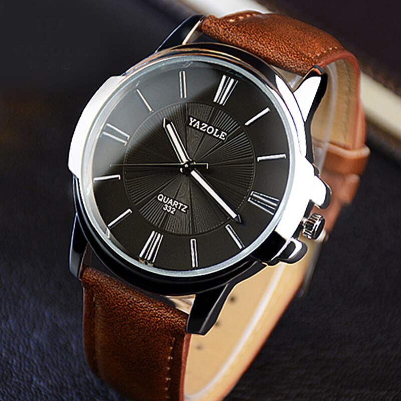 2020 Wristwatch Male Clock Quartz Watch Men Top Brand Luxury Famous Wrist Business Quartz-watch Relogio Masculino