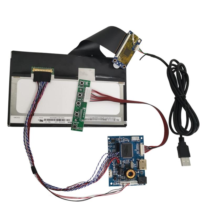 شاشة تعمل باللمس وحدة عدة 7 بوصة HD 1280X800IPS التوت بي أندرويد windows7 8 10 نظام عالمي USB