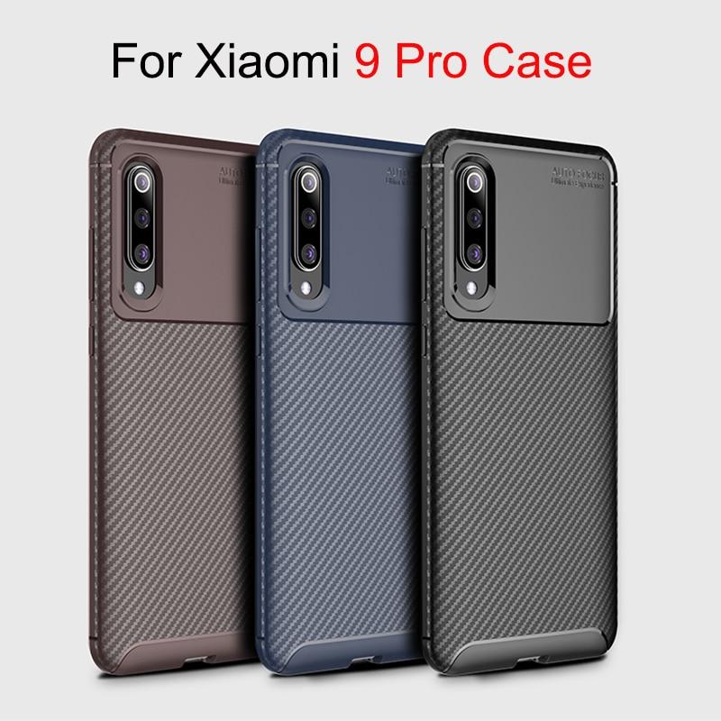 Phone Case for Xiaomi 9 Pro 9pro Full Cover Cases for Xiaomi Ksiomi Xiami 9 Pro 9ro Protective Shell Accessories Coque Soft Case