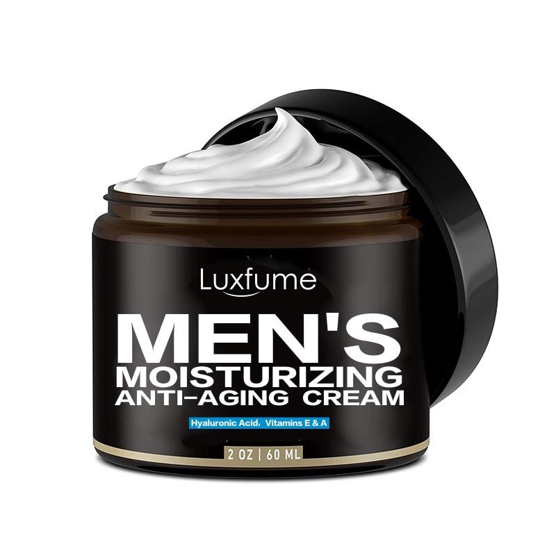 60ml Men's Facial Cream Fades Fine Lines Moisturizing Facial Cream Moisturizing Men's skin care prod