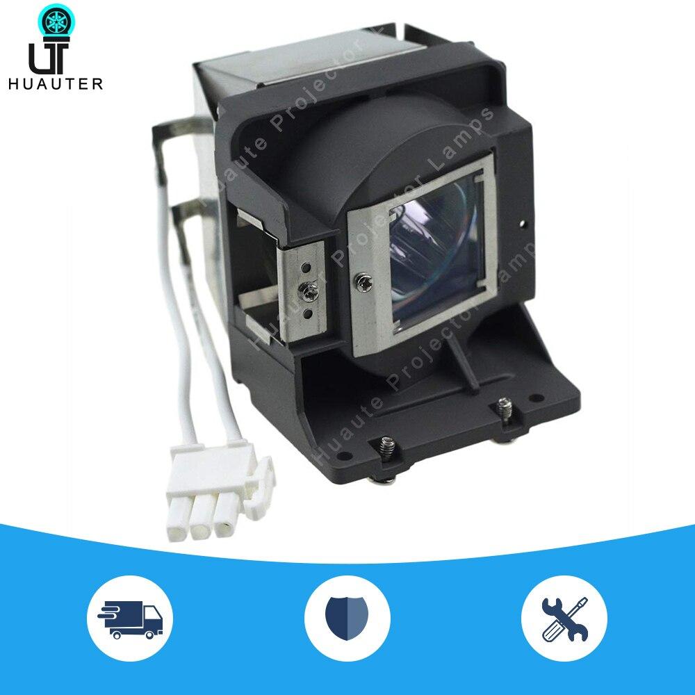 عالية الجودة 5J.J6L05.001 العارض مصباح صالح ل Benq MS507H/MS517/MS517F/MW519/MX518/MX518F/TW519/MS276F/MS507H/MX2770/TW519