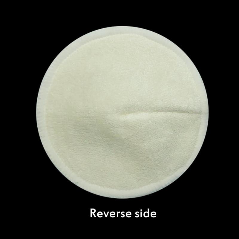 Soft Bamboo Washable Reusable Nursing Breast Pad Breastfeeding Absorbent Waterproof Stay Dry Cloth Pad Nursing Pads