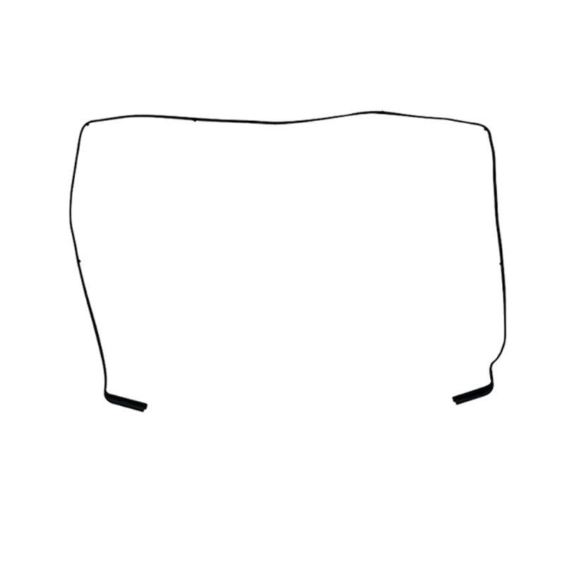 "Pantalla LCD de goma marco medio bisel anillo para Macbook Pro Retina 15 ""A1707"