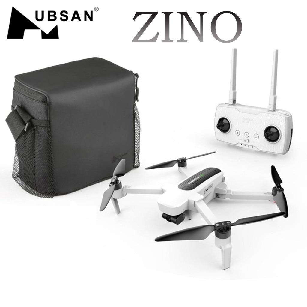 Hubsan Zino H117S Quadcopter Drone 4K Cámara GPS WIFI FPV Waypoint 3 ejes Drone cardán Quadcopter niños juguetes FoldableG20
