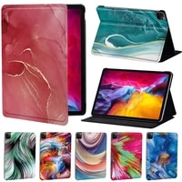 tablet case for apple ipad pro 9 7 inchpro 2nd gen 10 5 inchpro 11 inch 20182020 pu leather foldable stand protector cover