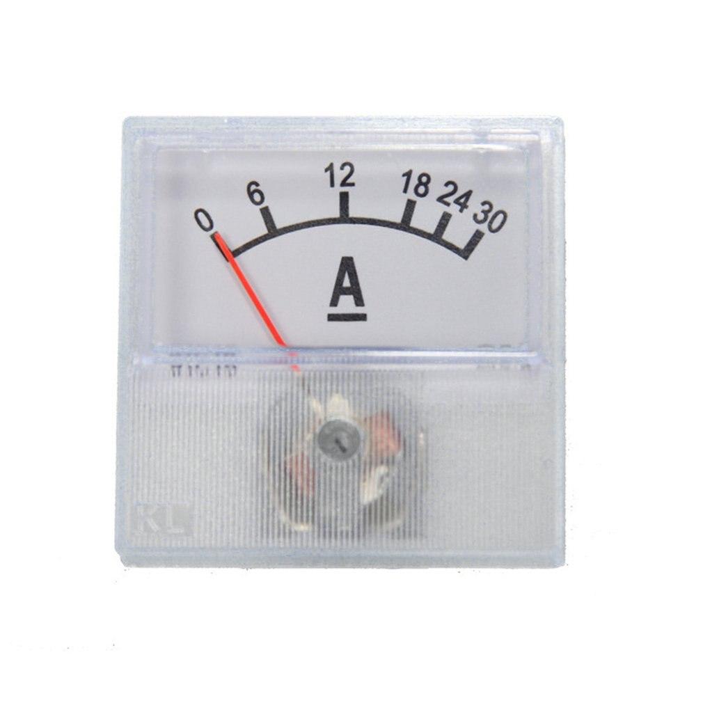 Прикладная цепь постоянного тока аналоговая панель измерителя указатель