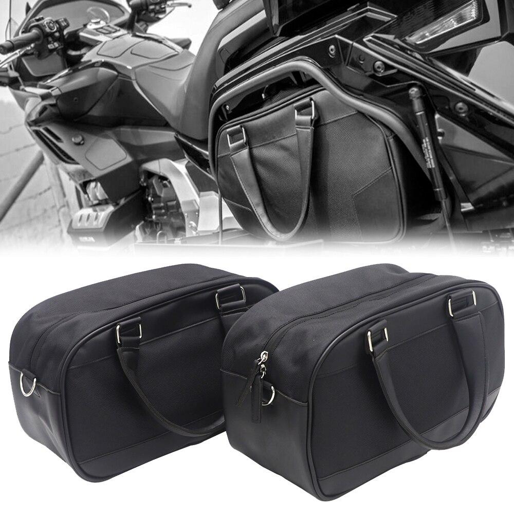 حقيبة دراجة نارية هوندا جولدوينج GL1800 ، ملحقات دراجة نارية ، حقيبة ظهر ، حقيبة سرج ، مجموعة بطانة ، 1800 ، F6B ، 2018 ، 2019 ، 2020