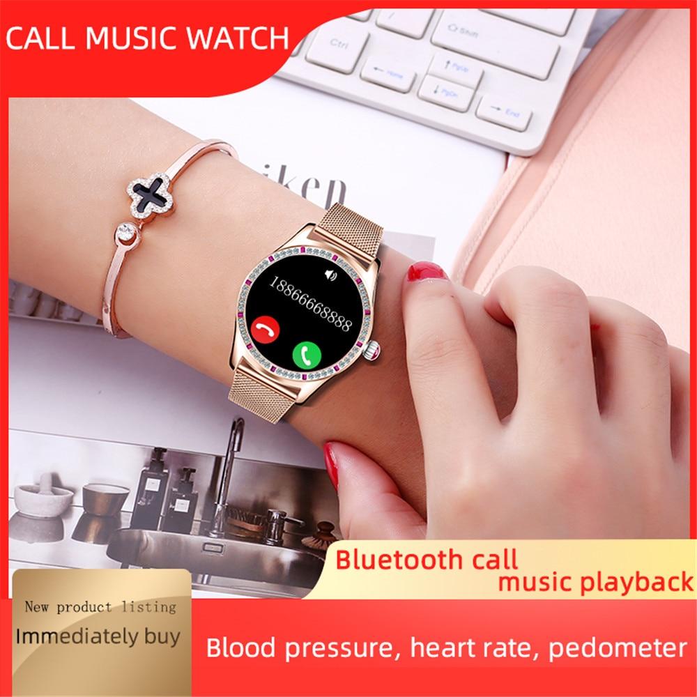 2021 Customize Wallpaper Smart Watch Women Lovely Bracelet Sleep Heart Rate Monitor Sports Smartwatc