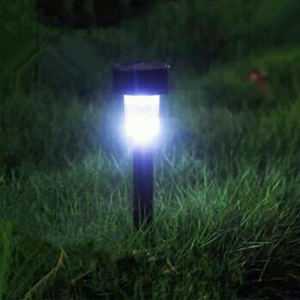 Уличные светодиодные фонари на солнечной батарее, уличные фонари для газона, уличные газоны для дорожек, освещение для сада, светильник, ярд...