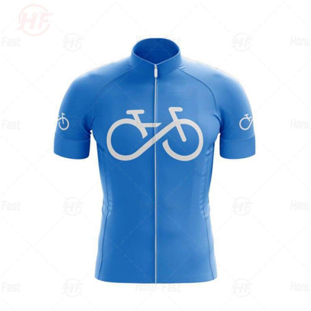 Jersey de Ciclismo de 2021 Pro de los hombres de verano Camisetas...