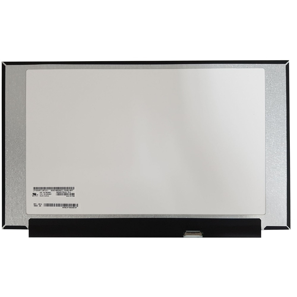 شاشة إل سي دي LED 15.6 بوصة LP156WFC (SP)(D1) LP156WFC (SP)(P1)P/N FRU IPS FHD لوحة عرض مصفوفة 1080p استبدال