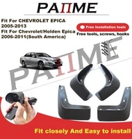 readystock car automotive mudflaps fit for epicachevrolet epica 2005 2013 fit for chevroletholden epica 2006 2011 4pcsset mold