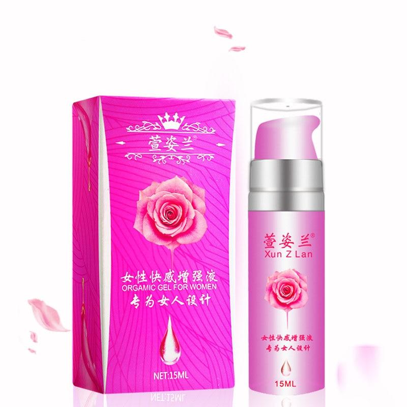 1PCS Aphrodisiac woman Orgasmic Gel for sex Love Climax Spray, Enhance increase g-spot Female Libido
