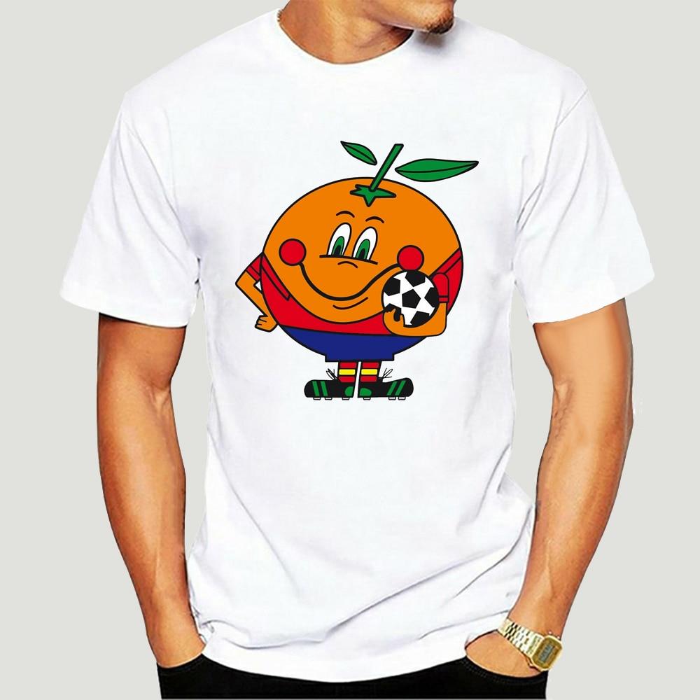 2021 New Fashion Men'S T Shirt Spain 82 T Shirt 100% Cotton World Footballer 1982 Cup Goal Cotton For Mens 3125X