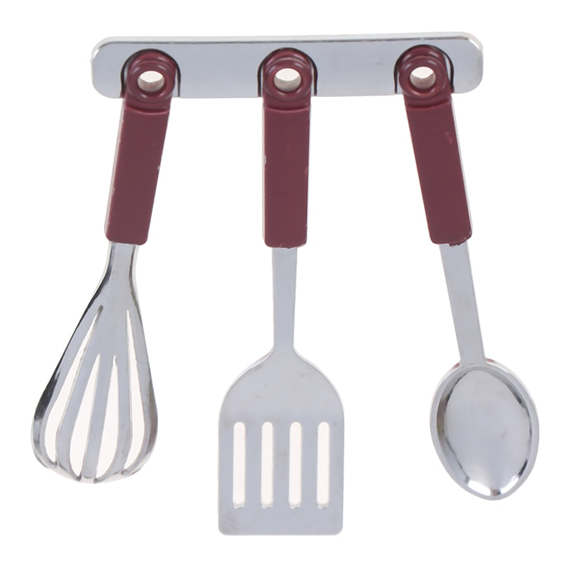 1 juego 1:12 Mini utensilios de cocina Miniaturas Casa de muñecas DIY...