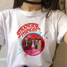 2020 frauen t-shirt lustige viper elf t-shirt mode fremden sache 3ulzzang kurzarm film weibliche Harajuku t-shirt