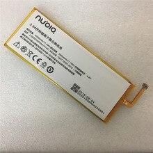 3,84 V 3000mAh Li3829T44P6hA74140 para ZTE Nubia Z9 Mini NX510j NX511J NX512j NX518j Z9 MAX Z9 batería