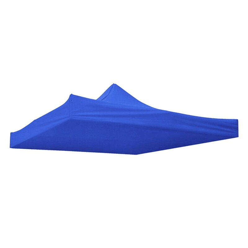 10X10Ft مظلة استبدال العلوي الباحة في الهواء الطلق ظلة غطاء خيمة من مشمع