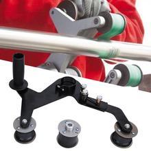 Tube Belt Sander Grinding Portable Handle Round Tube Polisher Grinding Polishing Machine For Stainless Steel