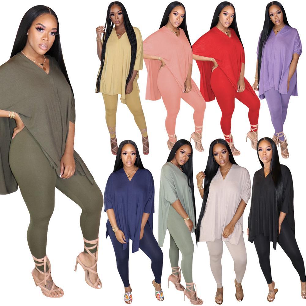 Женский спортивный костюм Adogirl, Модный повседневный однотонный топ и шорты, комплект из двух предметов со штанами, летняя одежда для фитнеса
