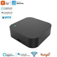 Telecommande universelle Tuya Smart Life WiFi IR  appareil RF a voies multiples  commande vocale  fonctionne avec Alexa Google Home