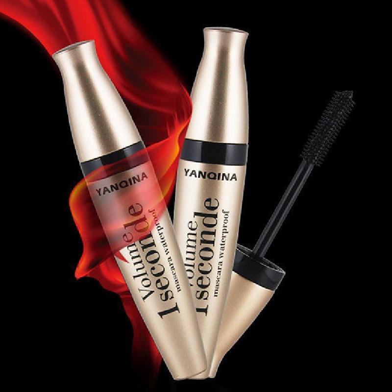 Mascara Makeup Lengthening Eyelash Extension Women Waterproof Fast Dry Long-wearing Lasting Mascara