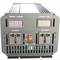 pure sine wave inverter 5000w max 10000w dc 24v to ac 220v off grid inversor